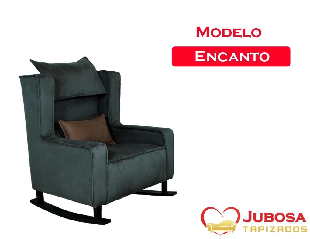 sillon modelo de encanto - tapizados jubosa