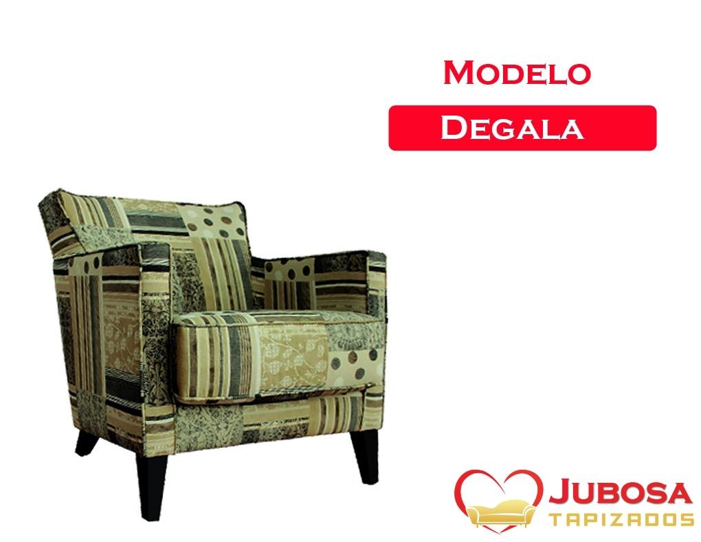 sillon modelo de gala- tapizados jubosa