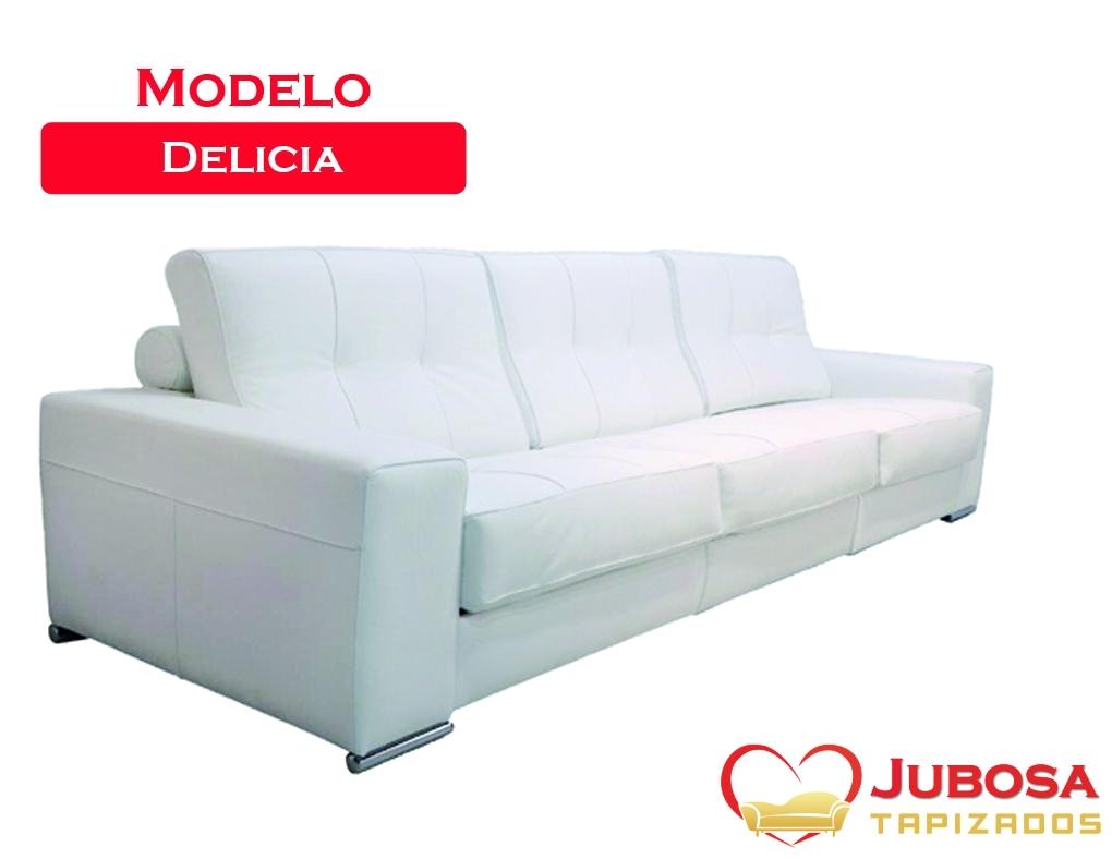 sofa cama delicia - tapizados jubosa