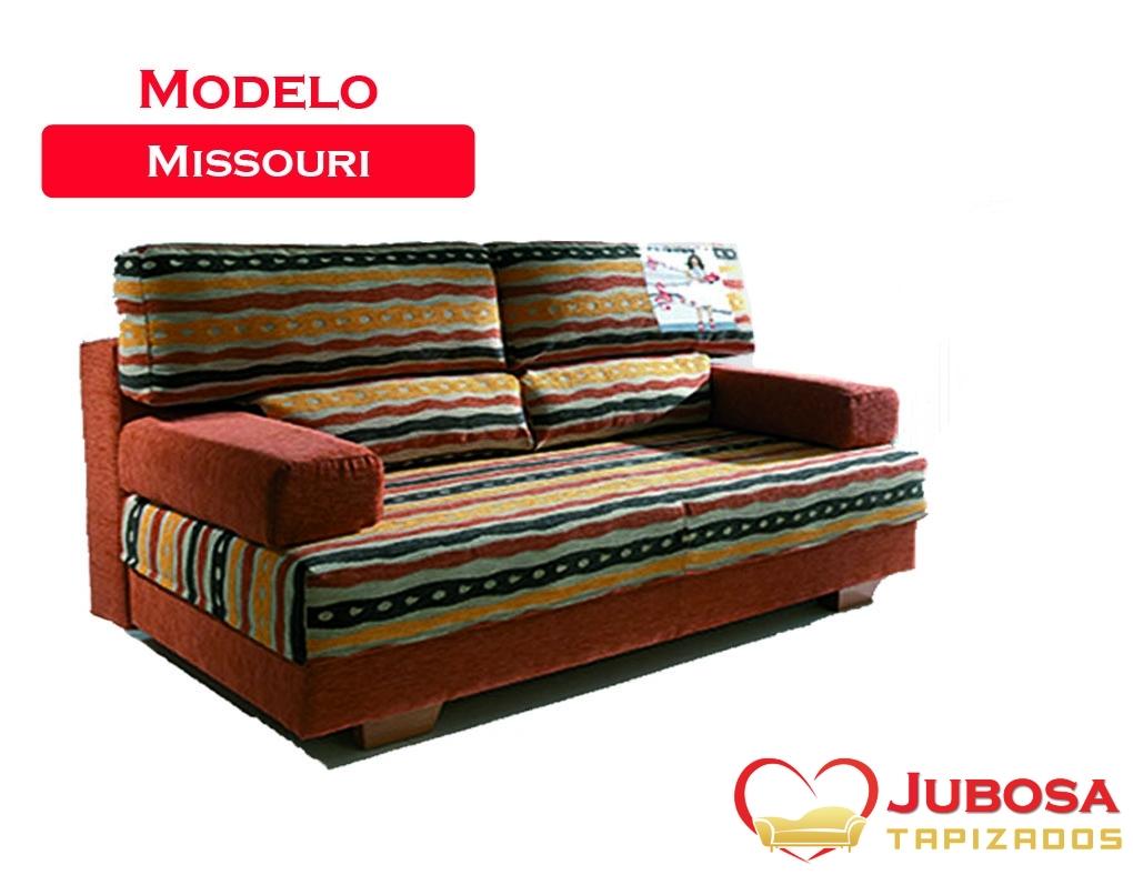 sofa cama missouri - tapizados jubosa