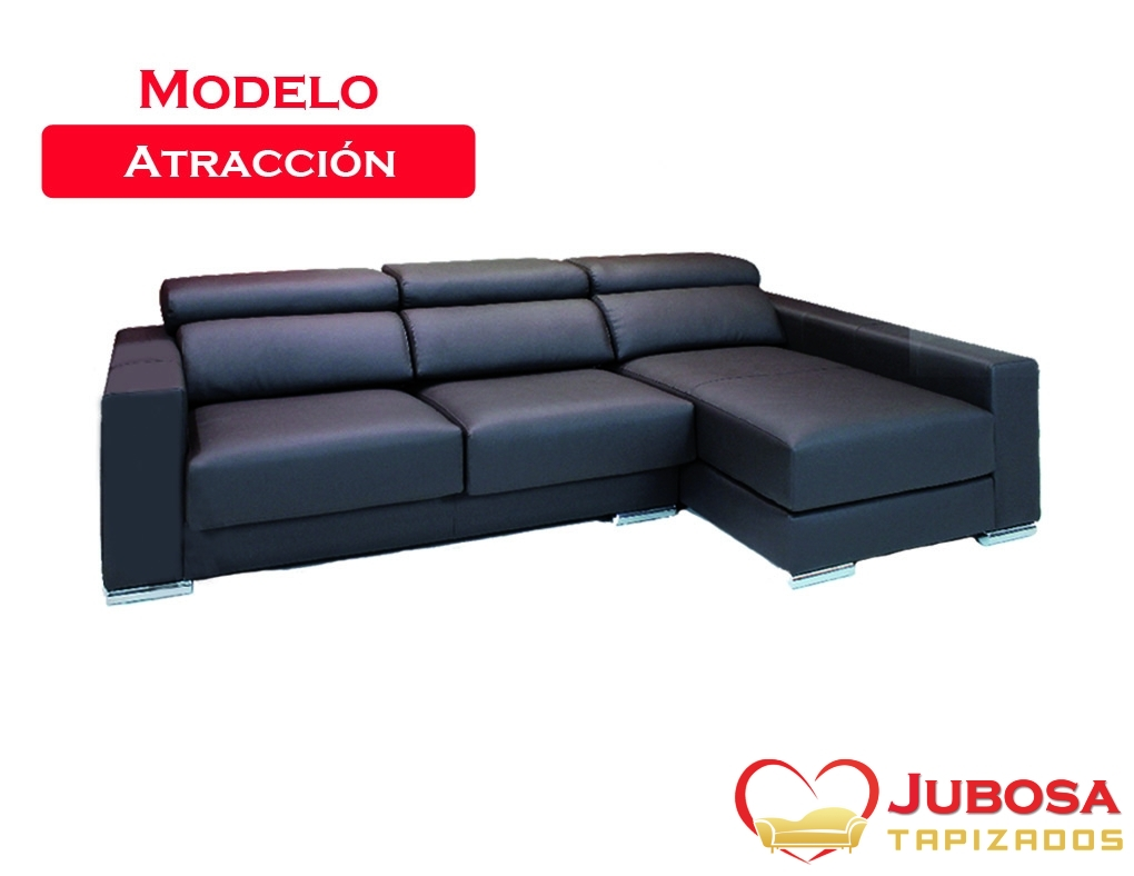 sofa modelo atraccion - Tapizados Jubosa
