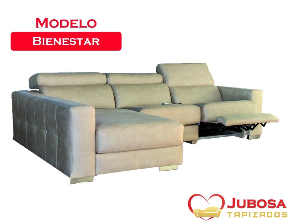 sofa modelo bienestar- Tapizados Jjubosa