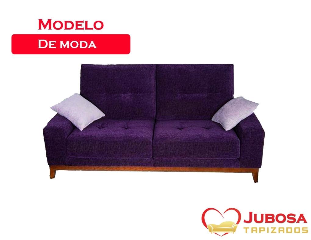 sofa modelo de moda - Tapizadso Jubosa
