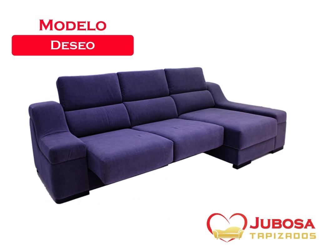 sofa modelo deseo - Tapizadso Jbosa