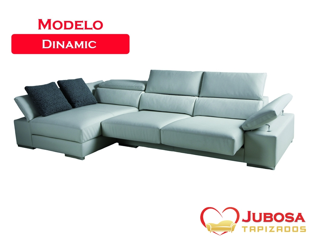 sofa modelo dinamic - Tapizados Jubosa