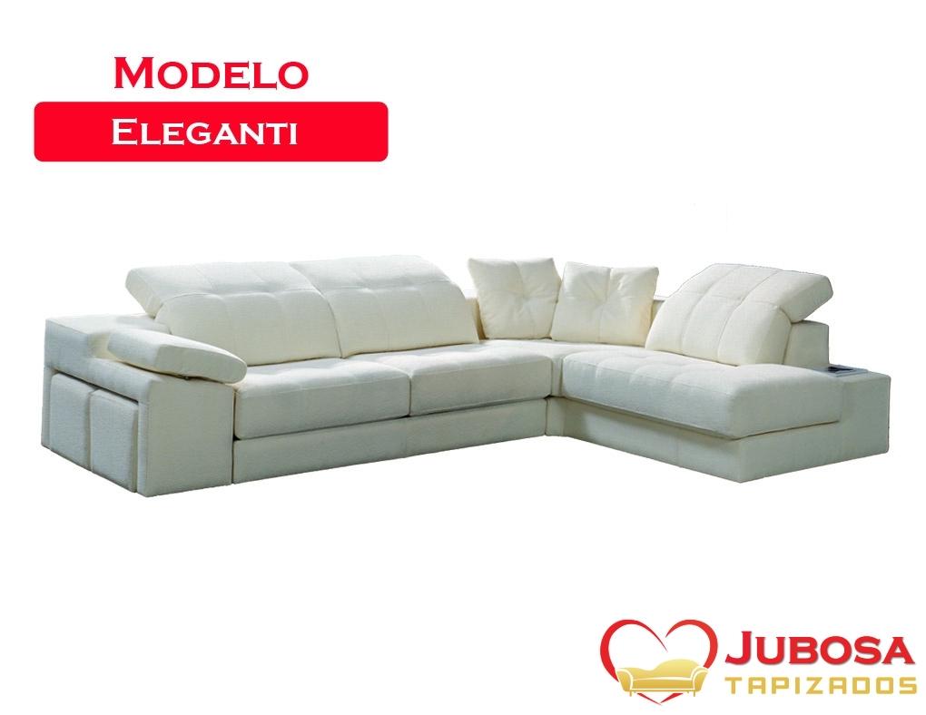 sofa modelo eleganti - Tapizados Jjubosa