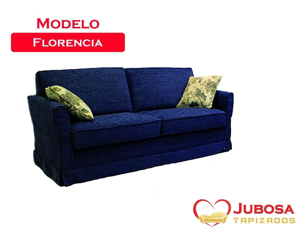 sofa modelo florencia - Tapizadso Jubosa