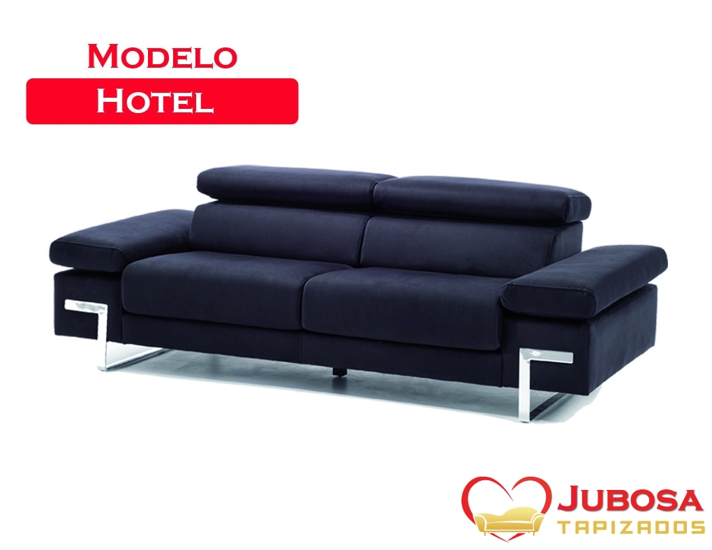 sofa modelo hotel - Tapizados Jubosa