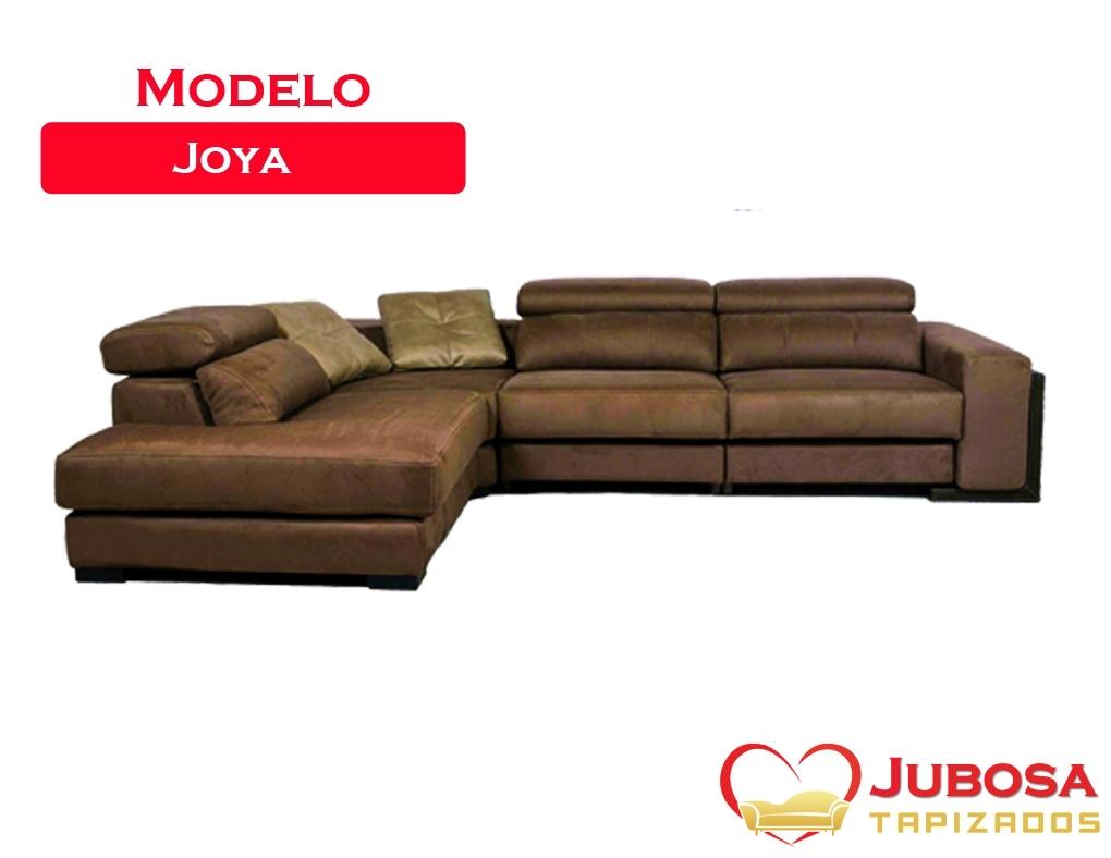 sofa modelo joya - Tapizados Jubosa