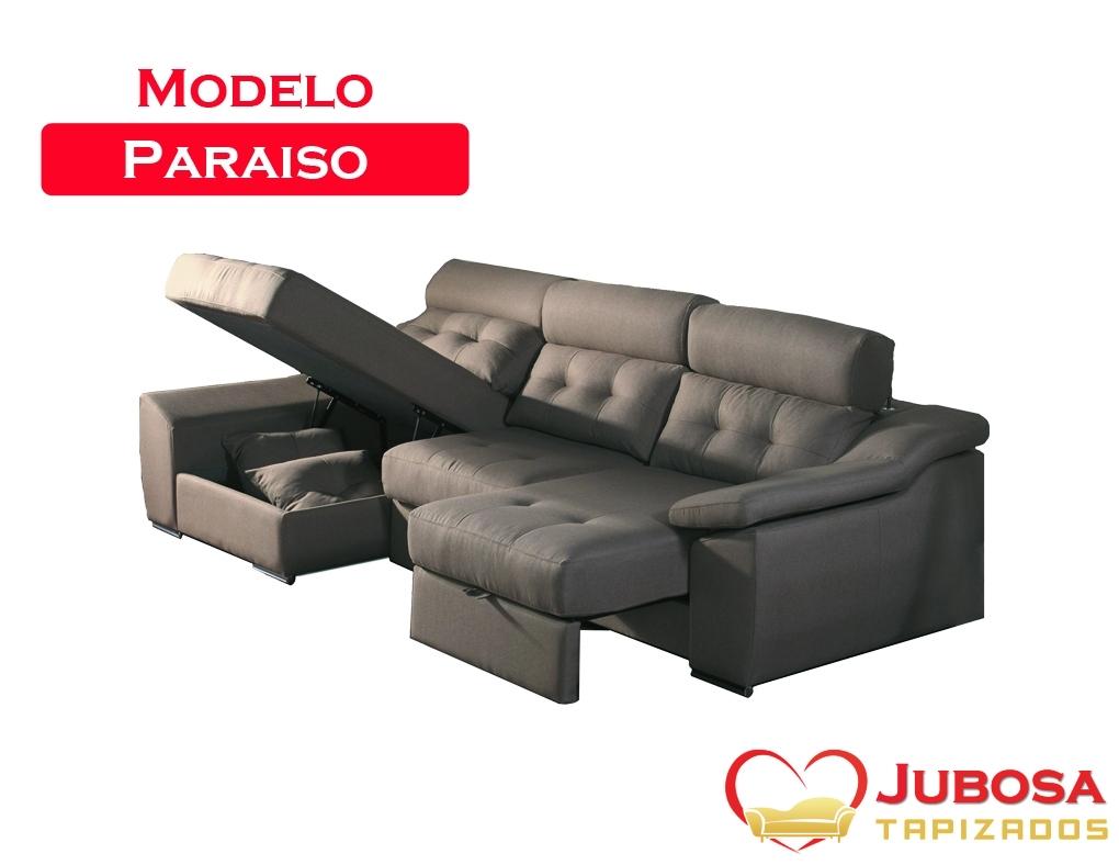 Sofá modelo paraiso