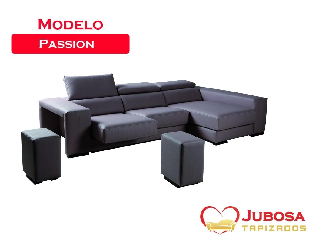 sofa modelo passion - Tapizados Jubosa