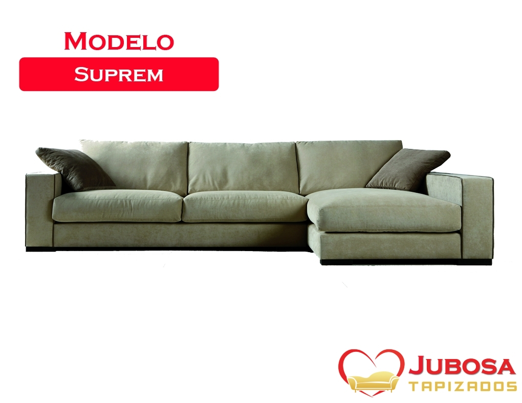 sofa modelo suprem - Tapizados Jjubosa
