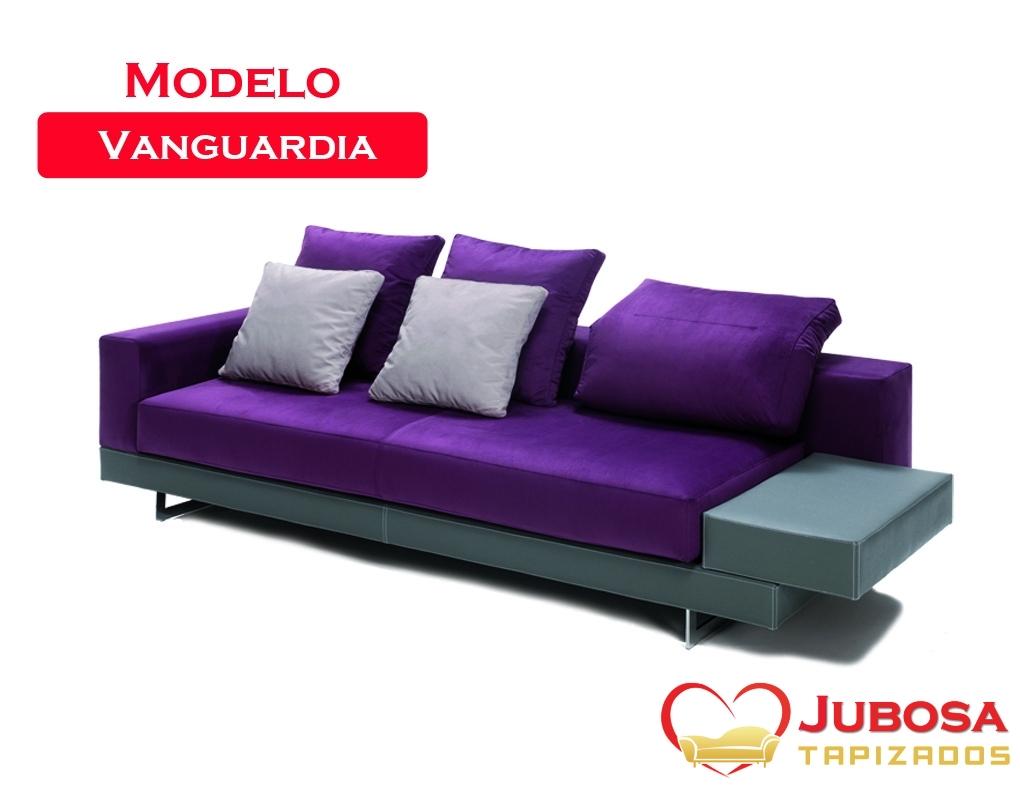 sofa modelo vanguardia - Tapizados Jubosa