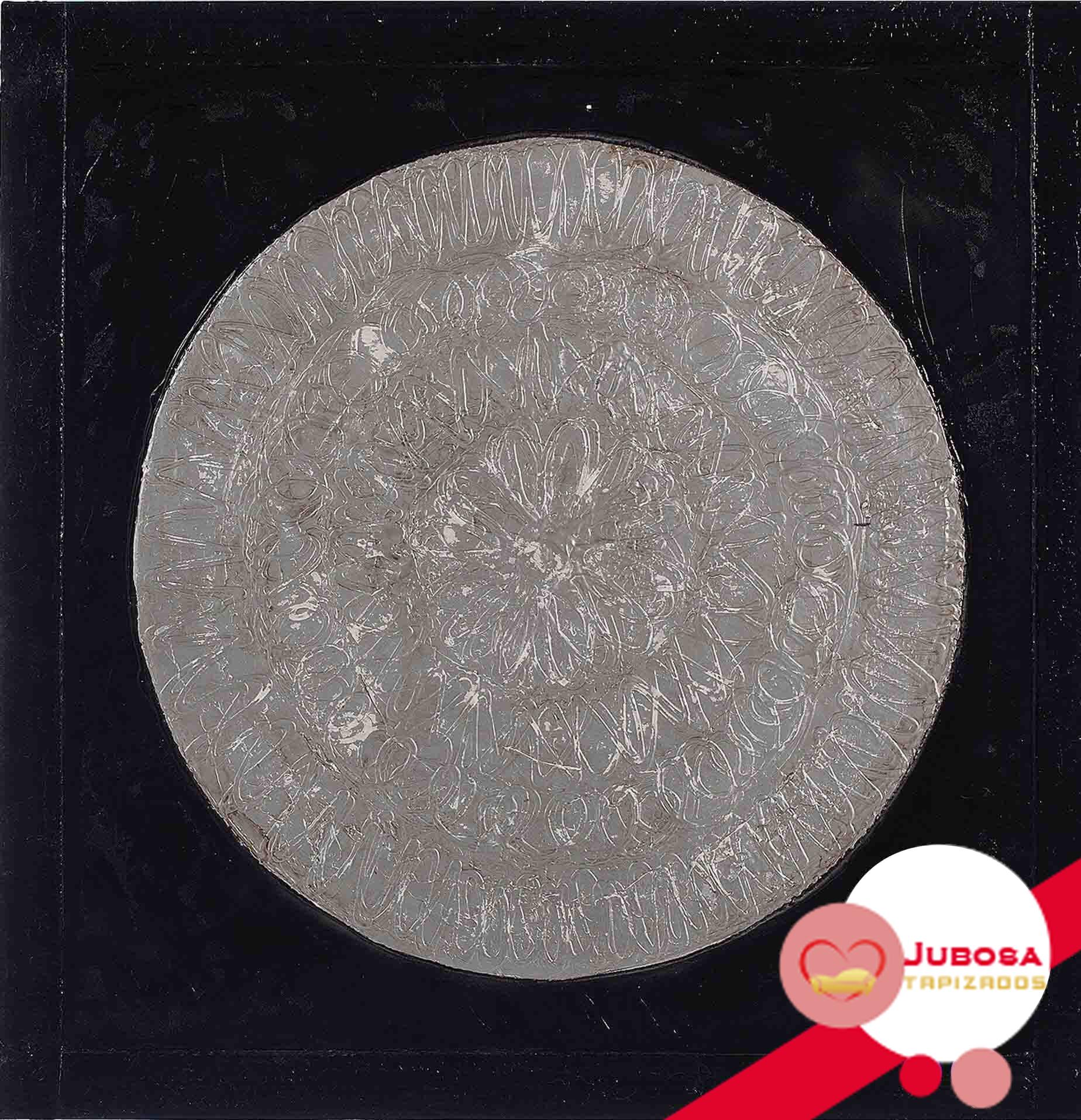 cuadro esfera tapizados jubosa