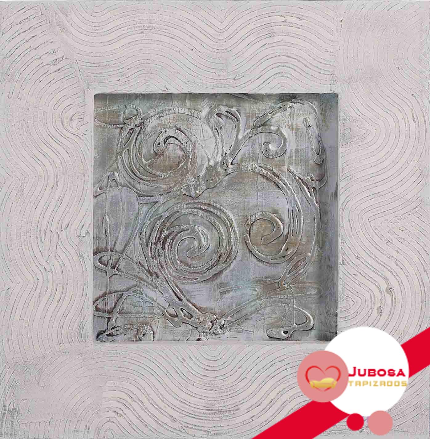 cuadro espiral tapizados jubosa