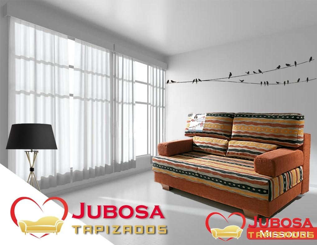 sofa cama con fondo missouri tapizados jubosa