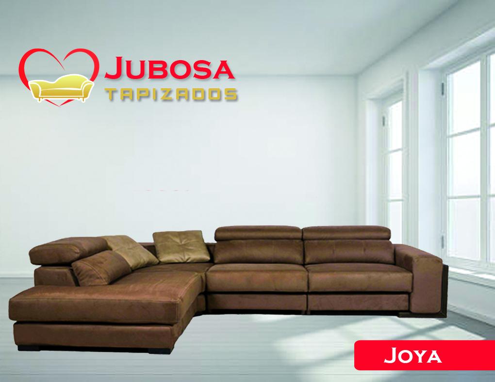 sofa con fondo joya jubosa