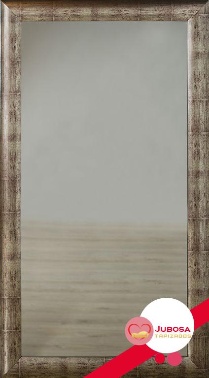 espejo gran plata tapizados ubosa