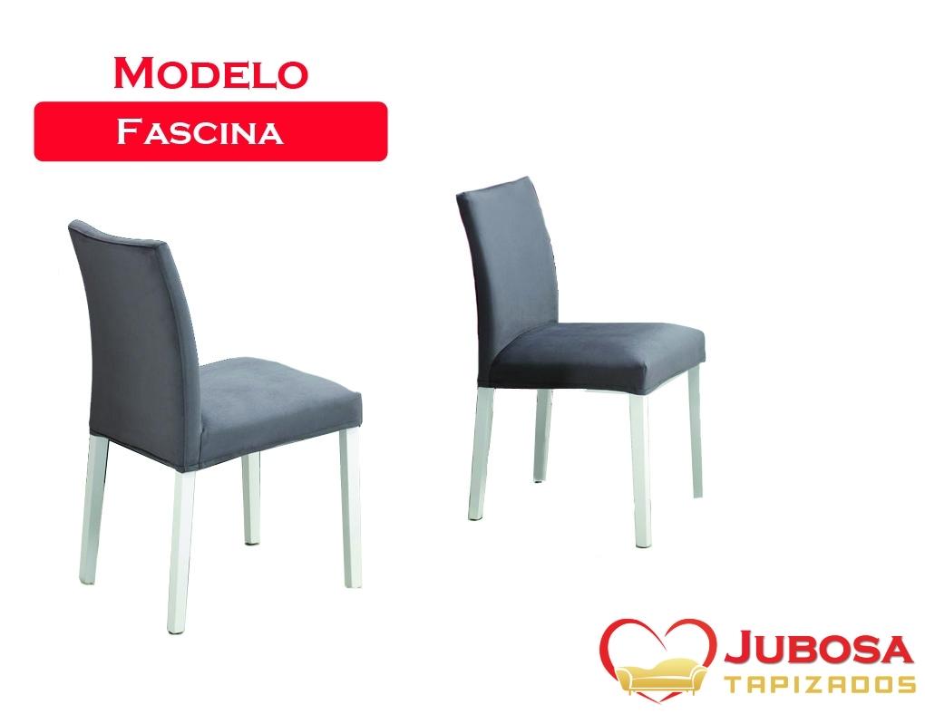 silla modelo fascina - tapizados jubosa