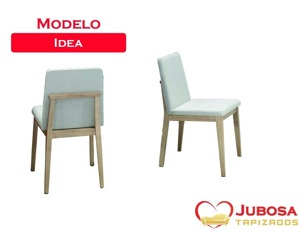 silla modelo idea tapizados jubosa