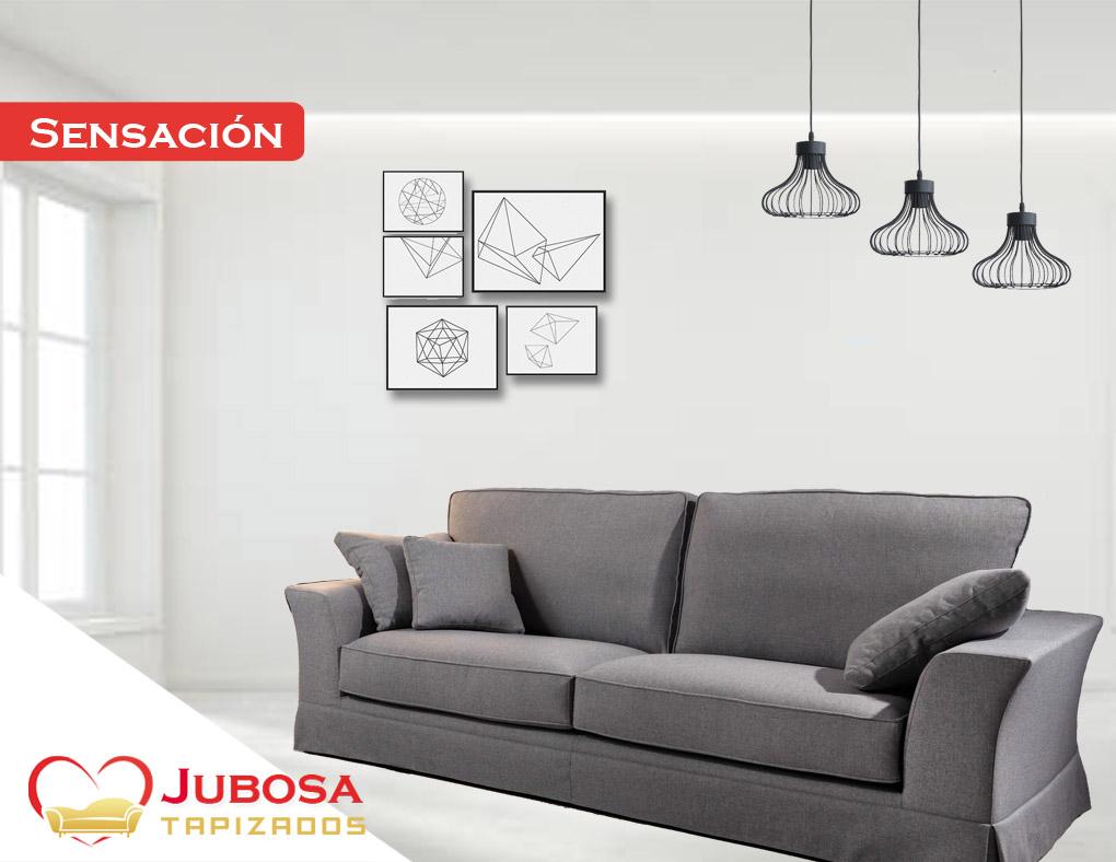 sofa con fondo sensacion tapizados jubosa