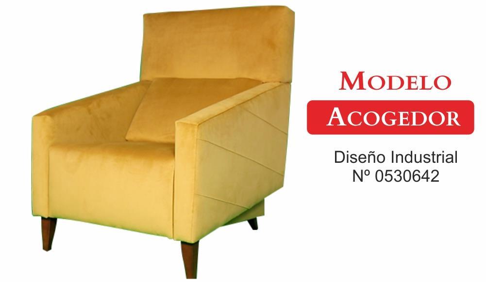 modelo sillona acogedor