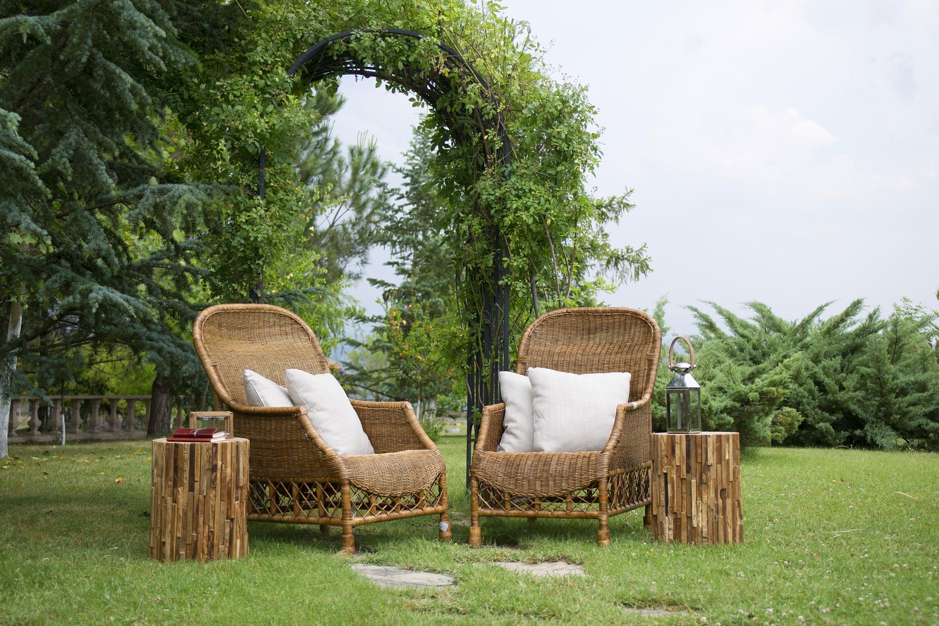 silla decorativa