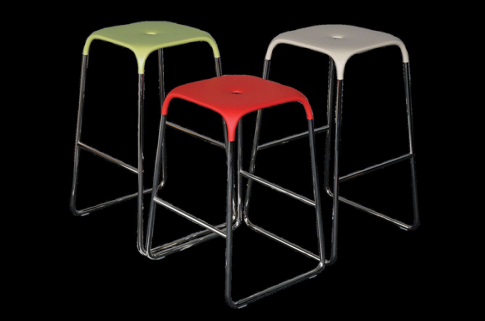decorar con sillas y taburetes
