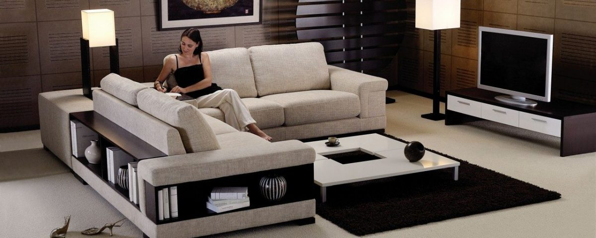 cabezales del sofá